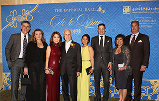 Imperial Ball, Fairmont Hotel